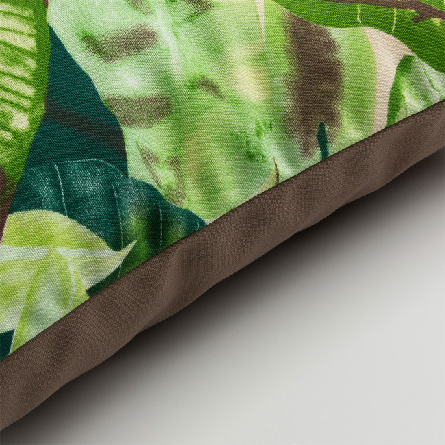 Coussin à motifs 50x50 indoor/outdoor Jungle