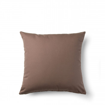 Coussin marron 45x45 indoor/outdoor Jungle