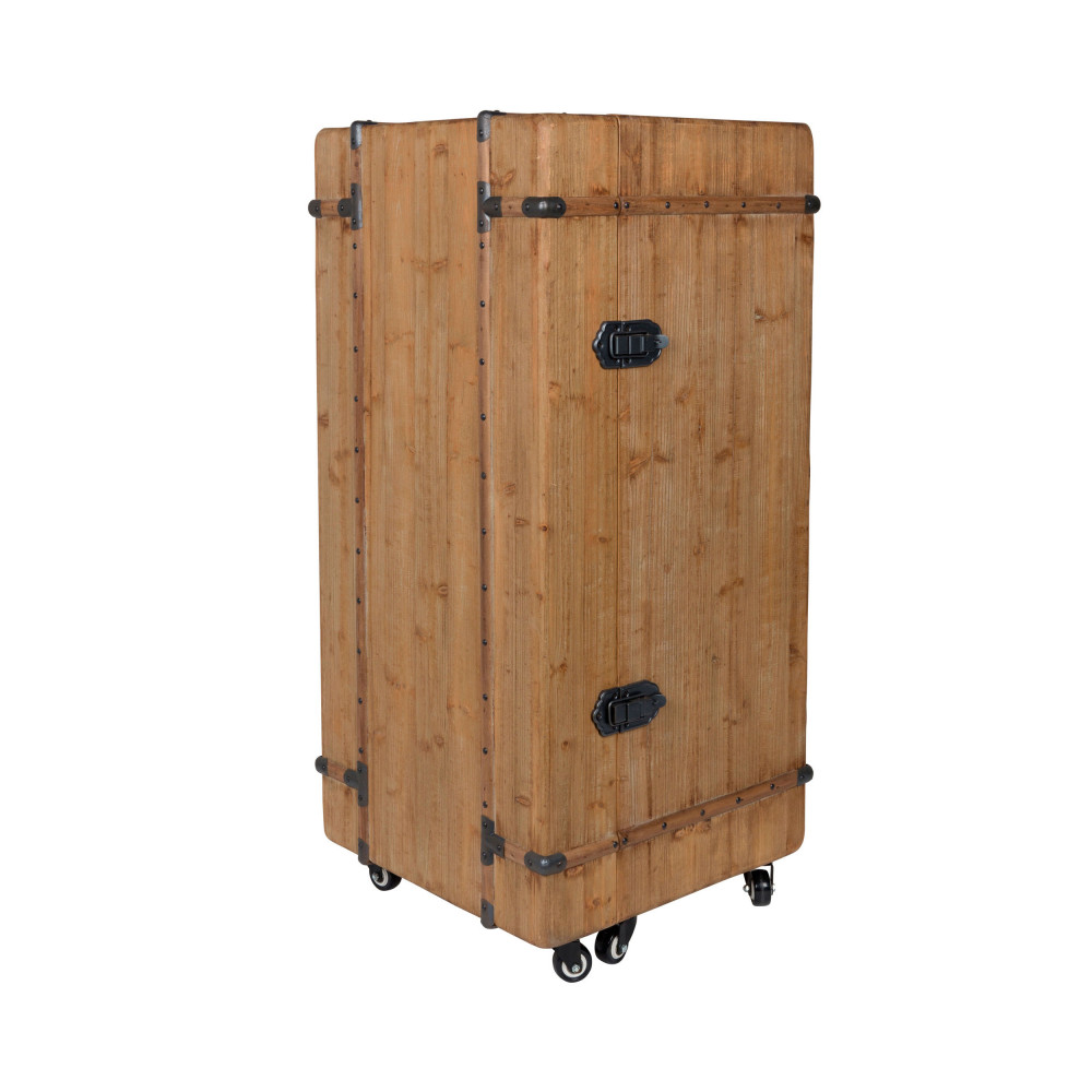 meuble bar vin vintage lico dutchbone. Black Bedroom Furniture Sets. Home Design Ideas