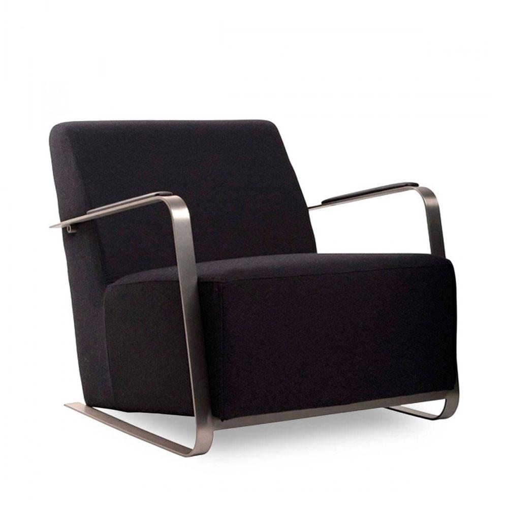 fauteuil une place adwin zuiver. Black Bedroom Furniture Sets. Home Design Ideas