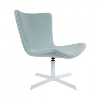 Chaise lounge pivotante Kjell Bleu