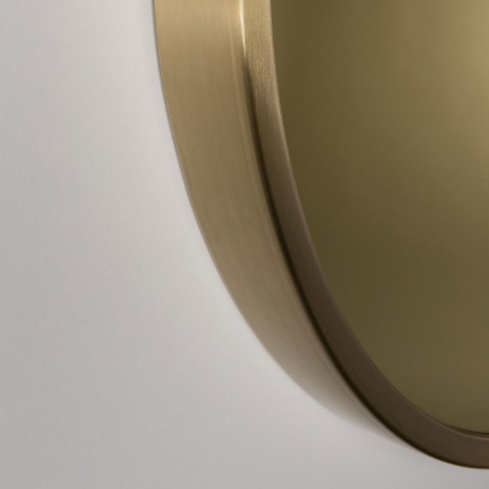 miroir teint rond mural bandit zuiver drawer. Black Bedroom Furniture Sets. Home Design Ideas