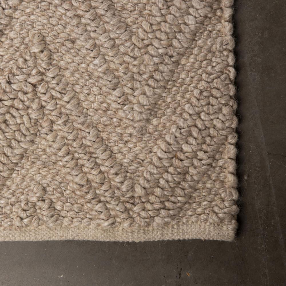 tapis design tiss la main beige punja zuiver - Tapis Beige