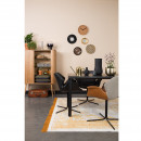 Lot de 2 chaises design Nikki Zuiver
