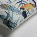 Coussin à motifs toucan indoor/outdoor Tropical
