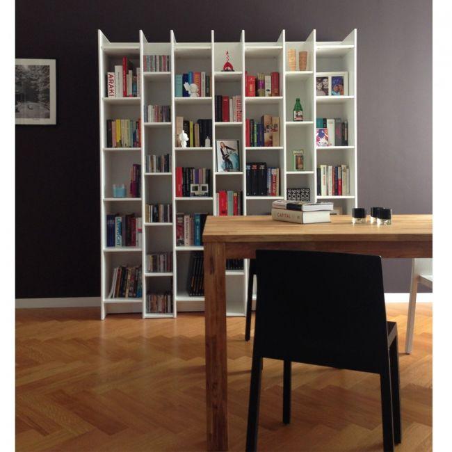 Extension 2 colonnes pour bibliothèque Klasina