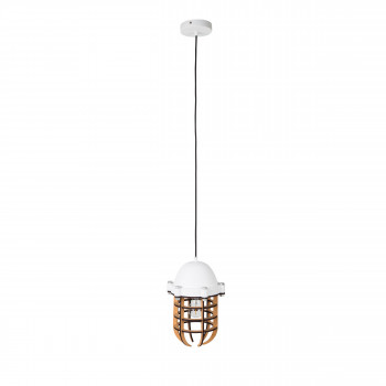 Luminaires design lampadaire et suspensions drawer for Suspension bois luminaire