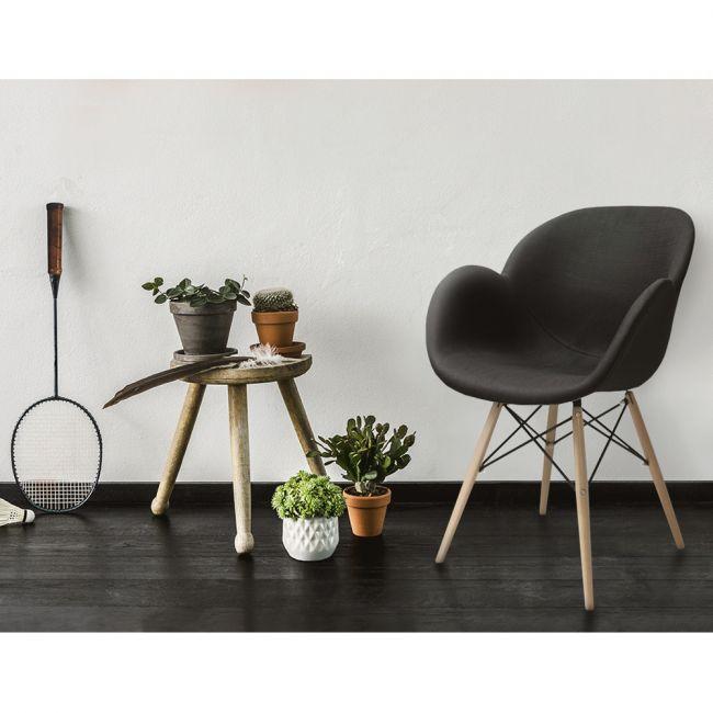 Chaise design tissu Ki-oon Soft