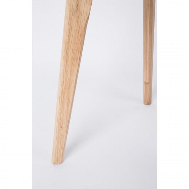 Lot de 2 tables d'appoint design scandinave Ingmar