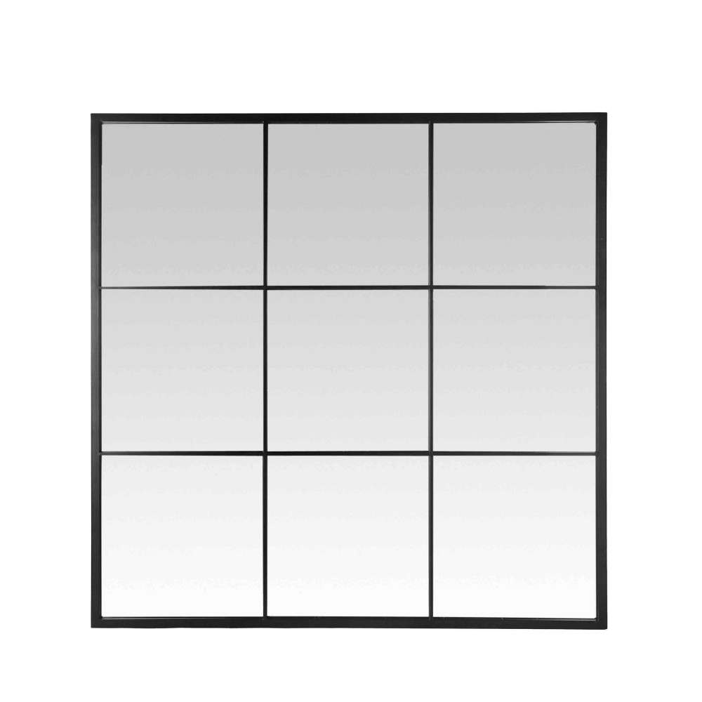 Miroir fen tre style industriel jules by drawer for Porte fenetre style industriel