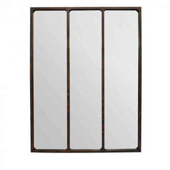Miroir design rectangle par drawer for Fenetre 90x120