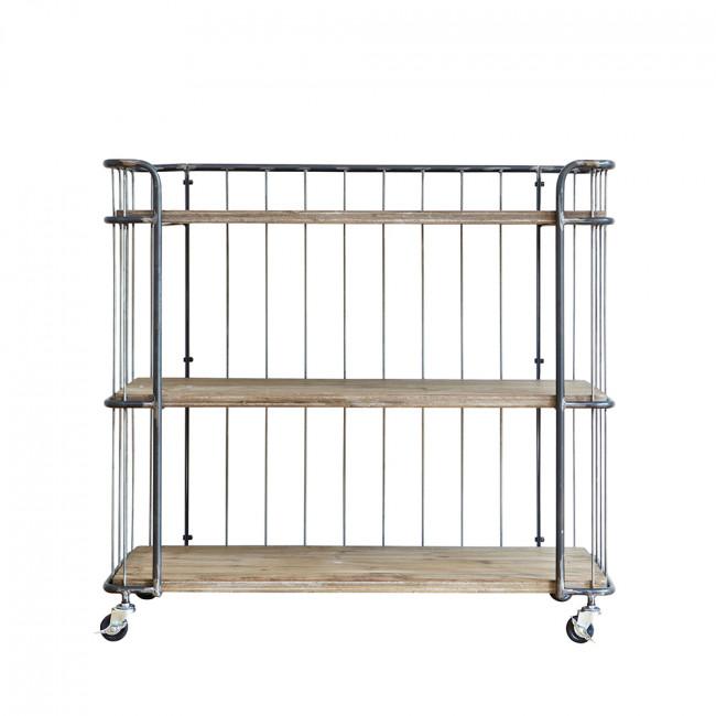 Chariot de rangement métal Medium Rack