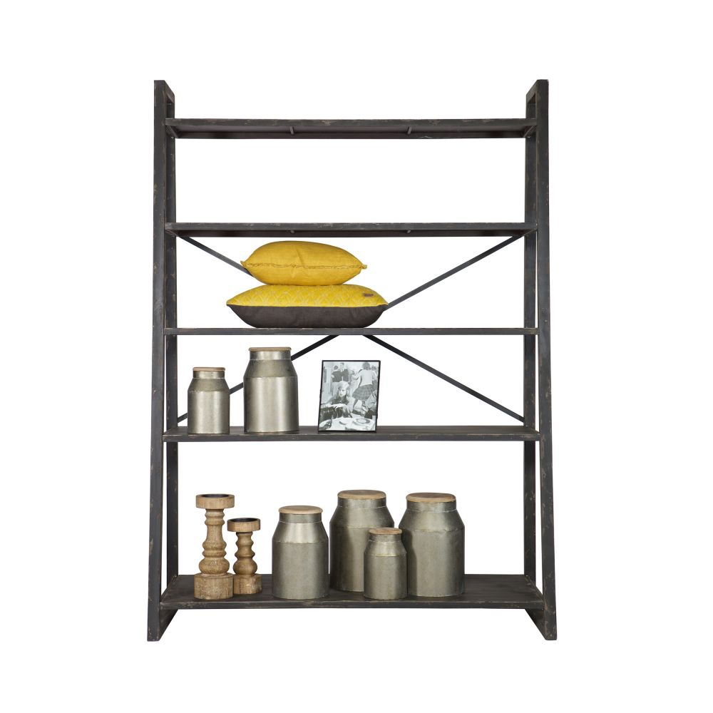 etagere murale style industriel maison design. Black Bedroom Furniture Sets. Home Design Ideas