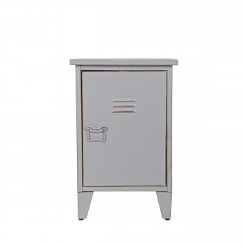 Table de chevet métal ouverture droite Maxim