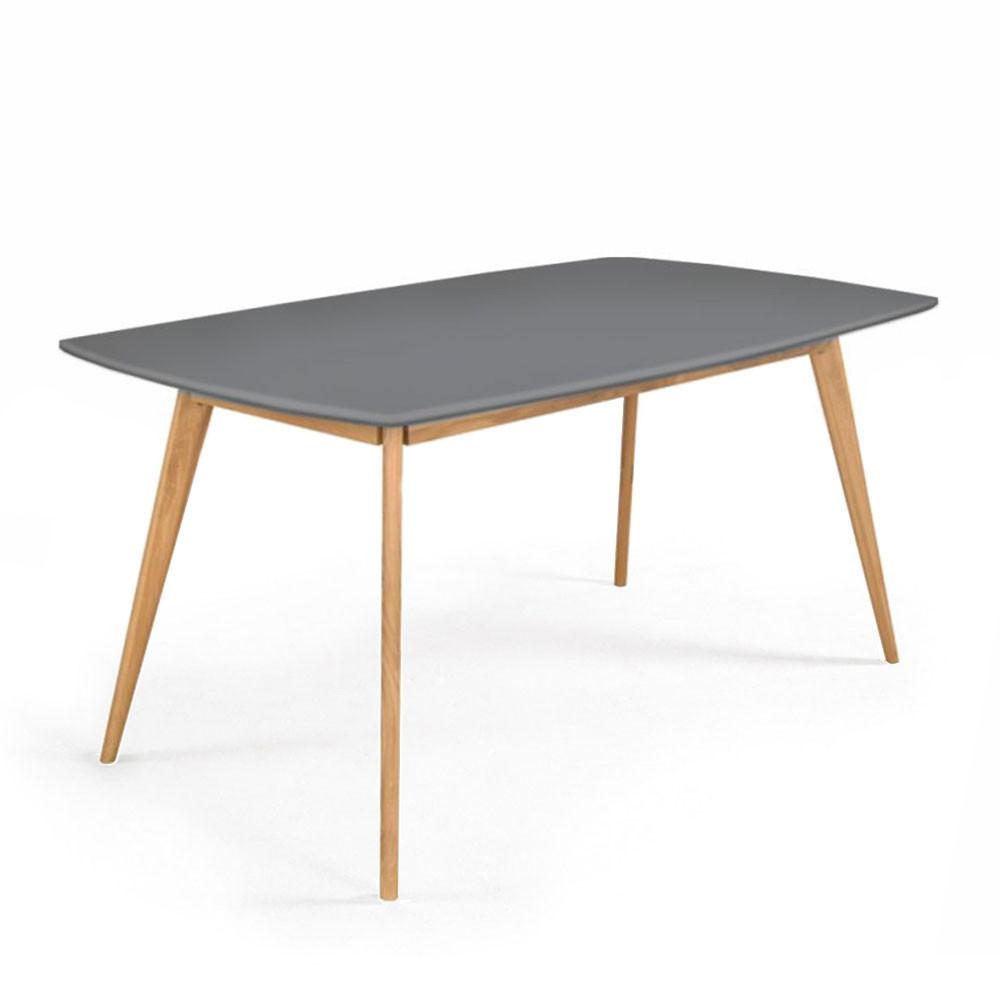 Table a manger en bois maison design for Table a manger en bois