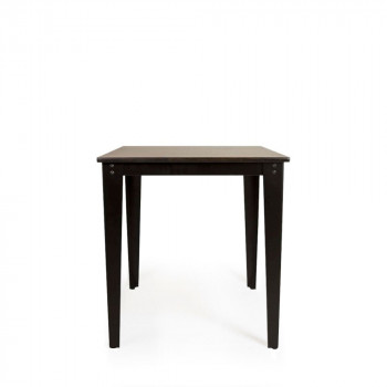 Table manger design pour une salle manger tendance - Table a manger bois et metal ...