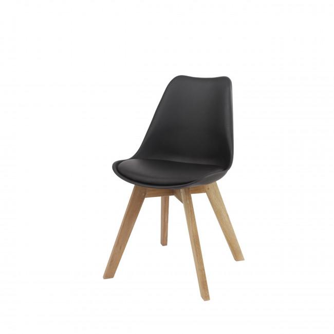 Chaise Ormond Log noire