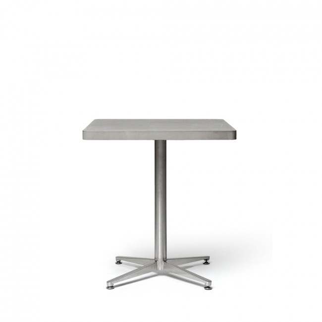 Table de repas carrée H75 Bistro