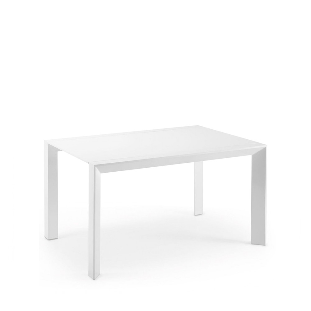 Table extensible laque blanche newport 28 images table extensible laque blanche newport Dimension table a manger