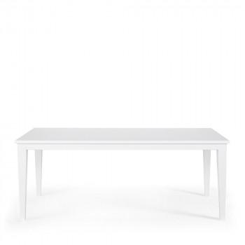 Table bois massif blanc Perpignan