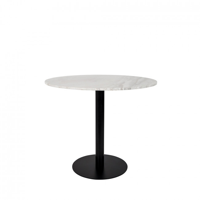 Table à manger ronde Marble King