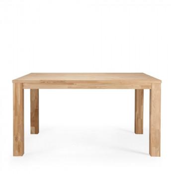 Table à manger en chêne Roel 150*85