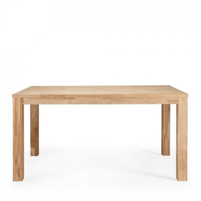 Table à manger en chêne Roel 200*90