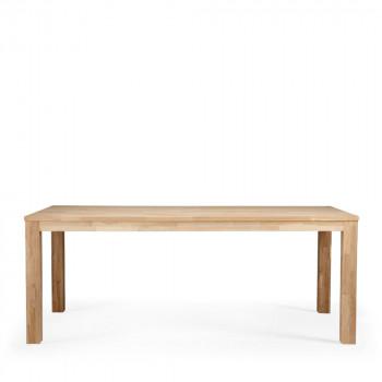 Table à manger en chêne Roel 230*90