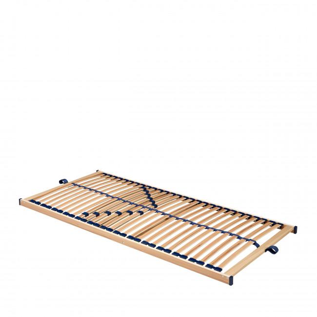 sommier lattes 90x200 drawer. Black Bedroom Furniture Sets. Home Design Ideas
