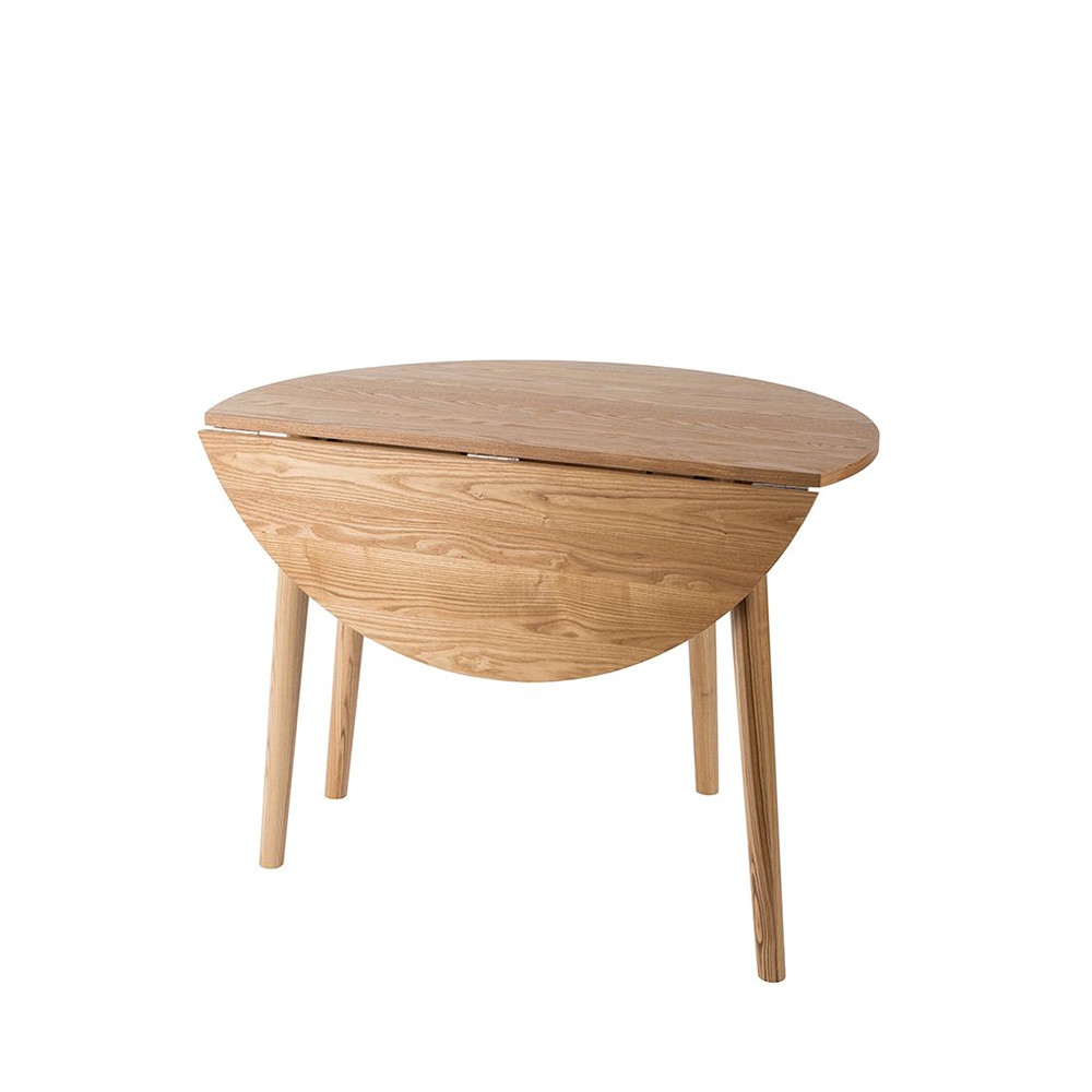 Table ronde bois lyon for Table a manger ronde bois