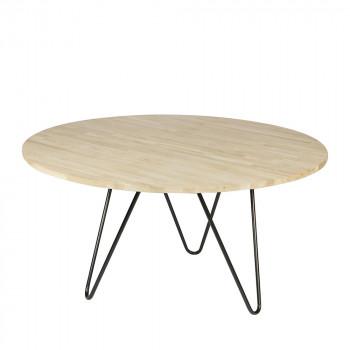 Table manger design pour une salle manger tendance for Table a manger ronde bois