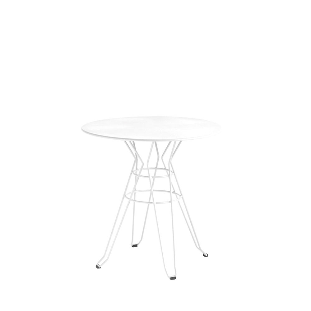 Table De Jardin Ronde Design Alameda D90 Par