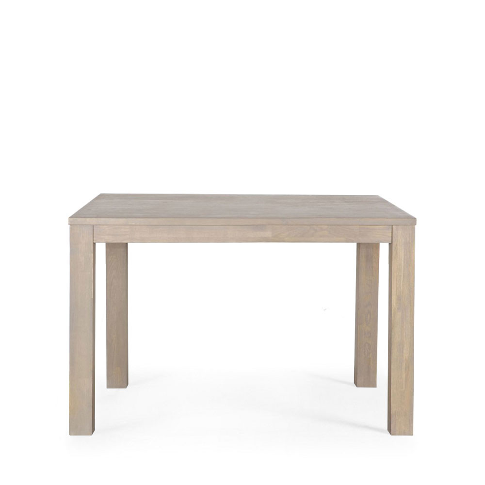 table manger en ch ne dutchwood par drawer. Black Bedroom Furniture Sets. Home Design Ideas