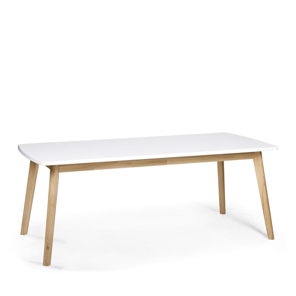 table a manger en chene maison design. Black Bedroom Furniture Sets. Home Design Ideas