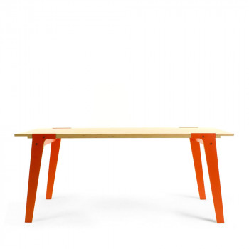 Table Design Switch Large jaune