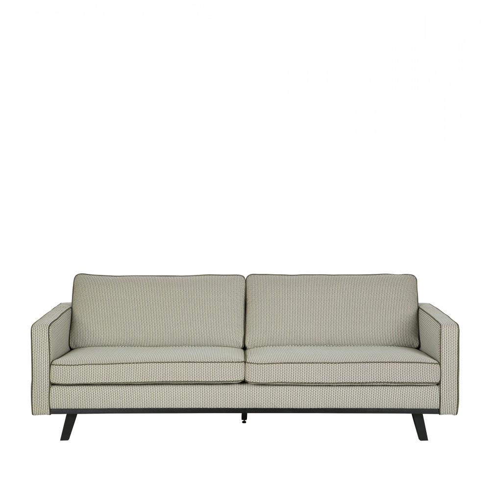 canap contemporain 3 places en tissu rebel drawer. Black Bedroom Furniture Sets. Home Design Ideas
