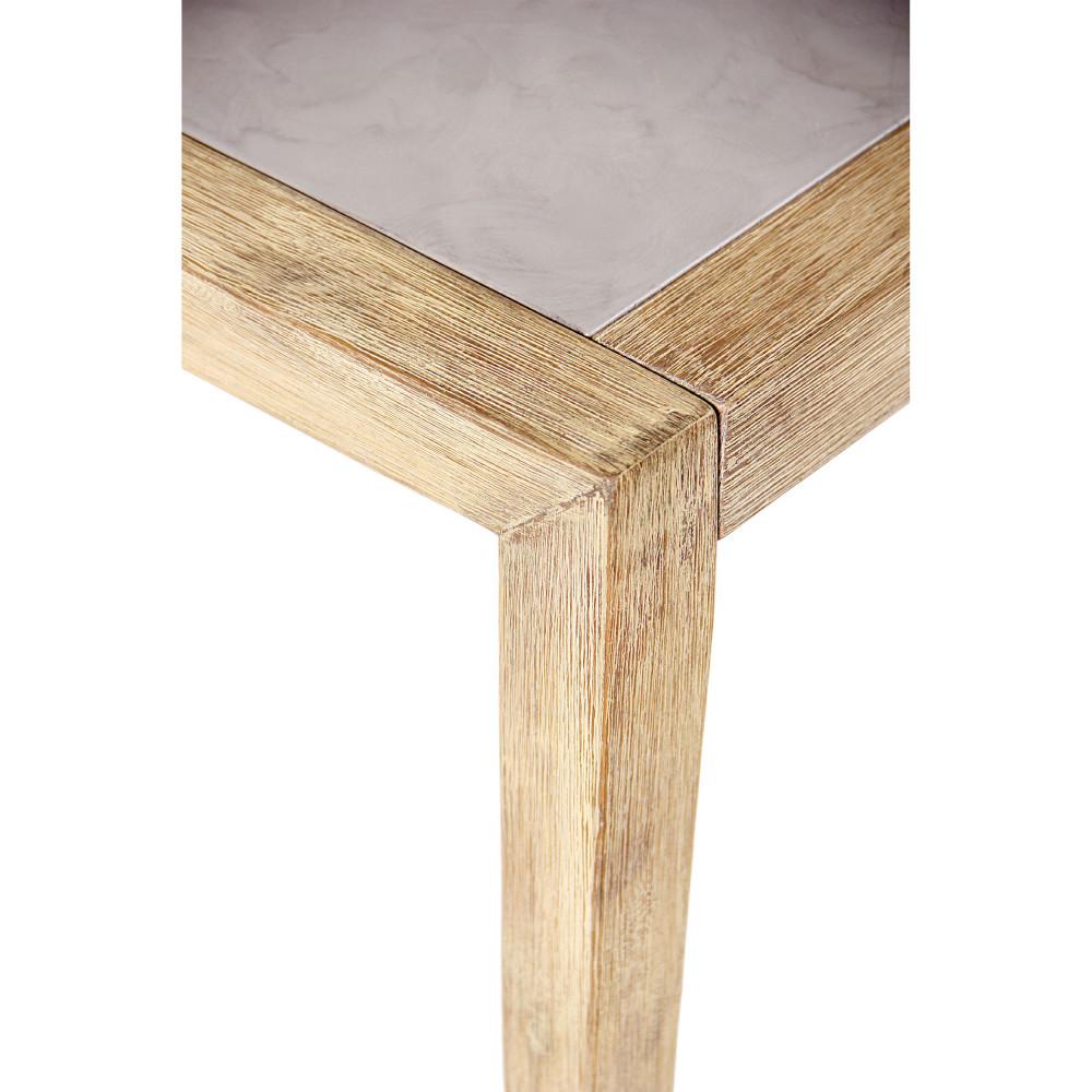 Table basse bois jardin d coration de maison contemporaine - Table basse contemporaine bois ...