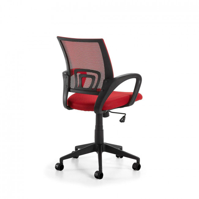 Chaise de bureau design réglable à roulettes Rail