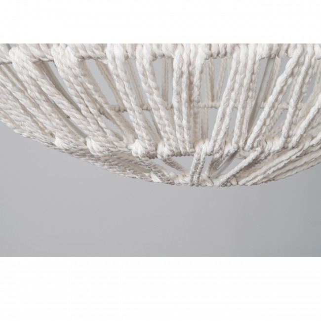Suspension Cable Drop blanche détails