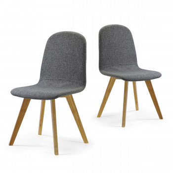 Lot de 2 chaises design Suunto
