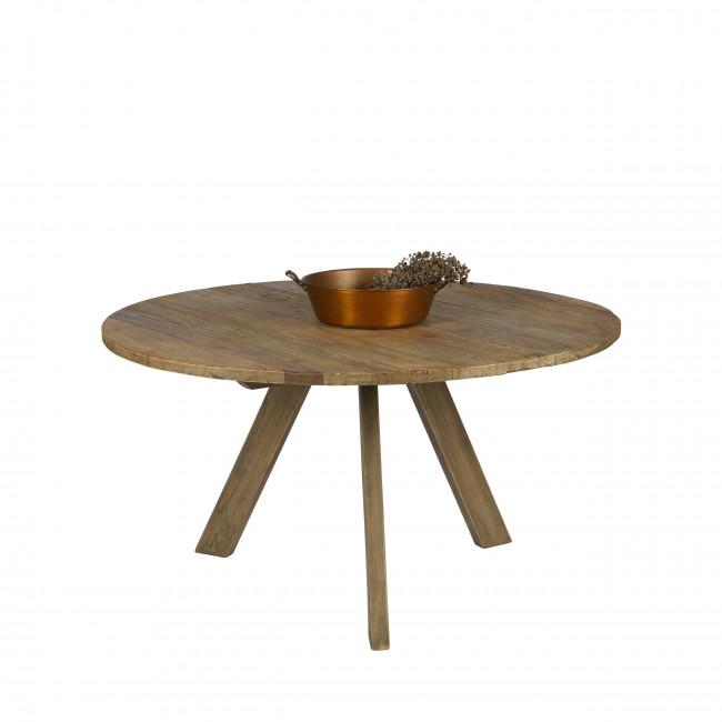 Table à manger ronde Ø140cm Tondo ambiance 1