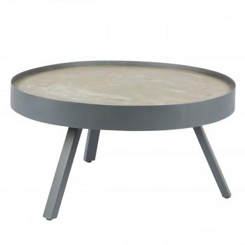 Table basse béton Skip