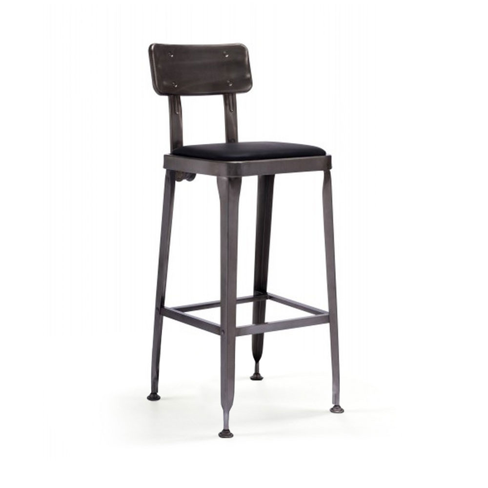 tabouret de bar vintage maison design. Black Bedroom Furniture Sets. Home Design Ideas