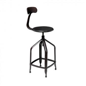 tabouret et chaise de bar industriel by drawer - Chaise De Bar Metal