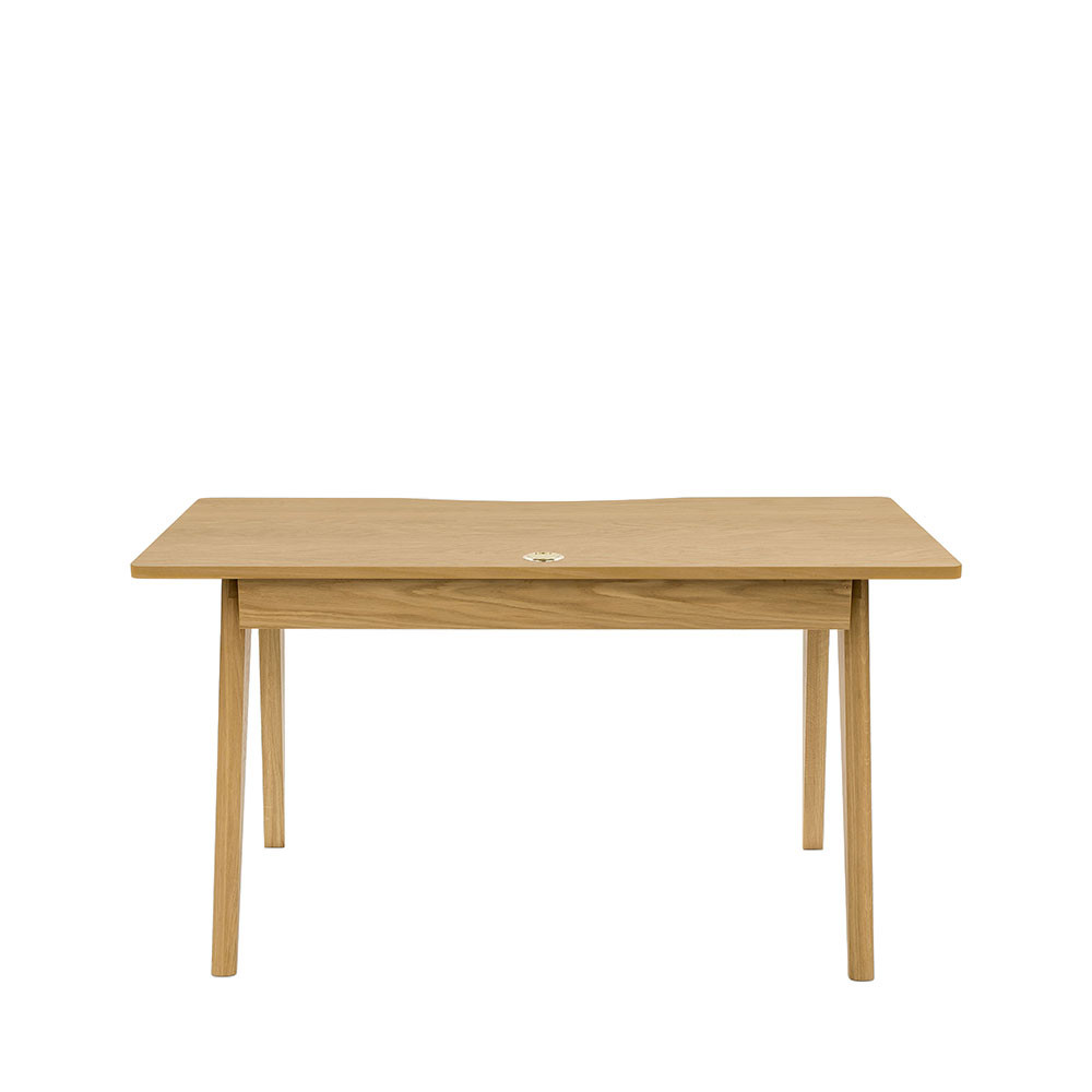 Bureau en bois 2 tiroirs nice desk drawer for Bureau soldes