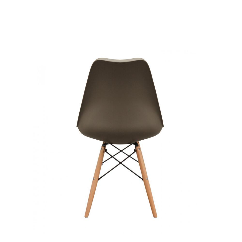lot de 2 chaises design nielsen par. Black Bedroom Furniture Sets. Home Design Ideas