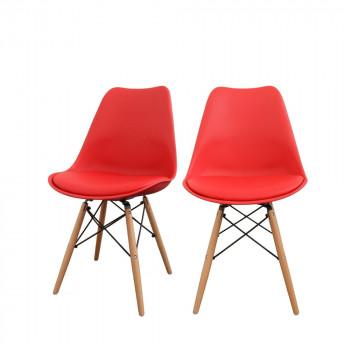 chaise et tabouret design vintage et confortable drawer. Black Bedroom Furniture Sets. Home Design Ideas