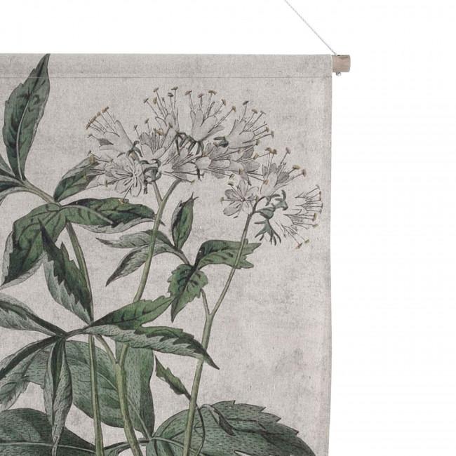 Déco murale imprimé végétal L Fuku