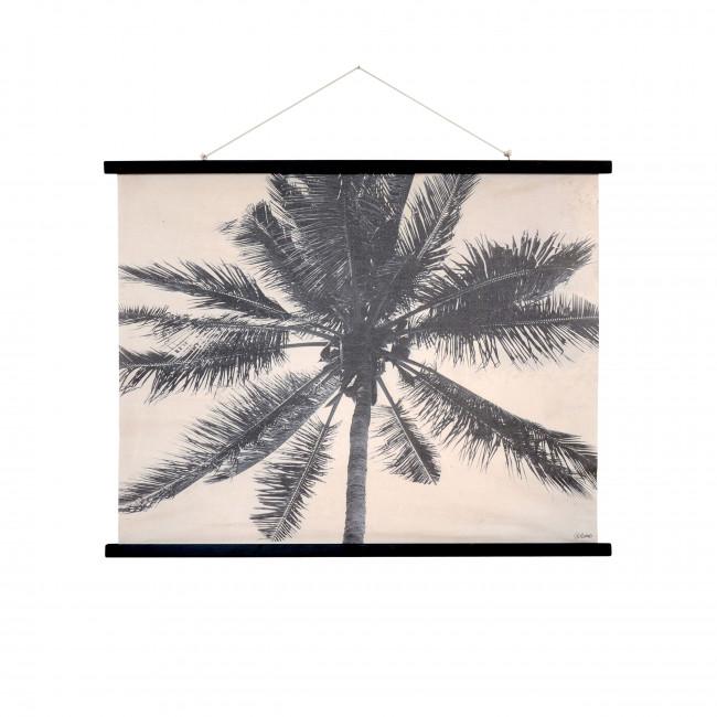 Déco murale imprimé tropical XL Fuya