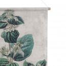 Déco murale imprimé végétal XL Fuyo